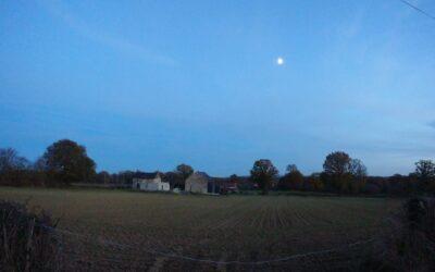 Randonnees & farmland