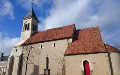 St Denis De Jouhet